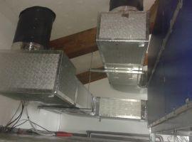 Montáž klimatizace a vzduchotechniky nejen u bazénů  od ATC MONT - alternativa potrubí P3