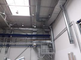 Výroba vzt potrubí od ATC MONT