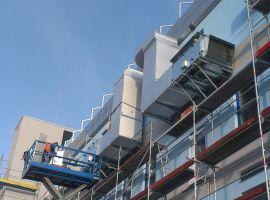 Kompletní dodávka vzduchotechniky a klimatizace pro OC Panorama na Vysočině od ATC MONT
