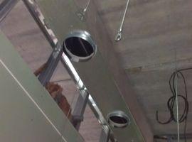 Montáž klimatizace a vzduchotechniky v obchodních centrech od ATC MONT