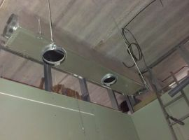 Montáž vzduchotechniky a klimatizace v obchodních centrech od ATC MONT