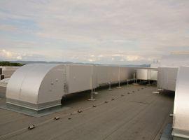Výroba vzt potrubí od ATC MONT - alternativa potrubí P3