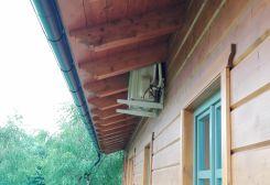 Předizolované vzt potrubí ATC MONT - dřevostavby
