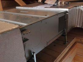 Vzduchotechnické potrubí ATC MONT - dřevostavby