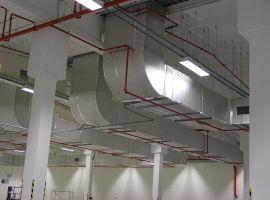 Vzduchotechnické potrubí ATC MONT Vysočina