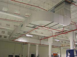 Vzduchotechnické potrubí ATC MONT Velké Meziříčí