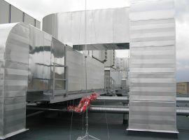 Potrubí pro vzduchotechniku ATC MONT Vysočina