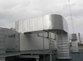 Výroba vzt potrubí ATC MONT na Vysočině